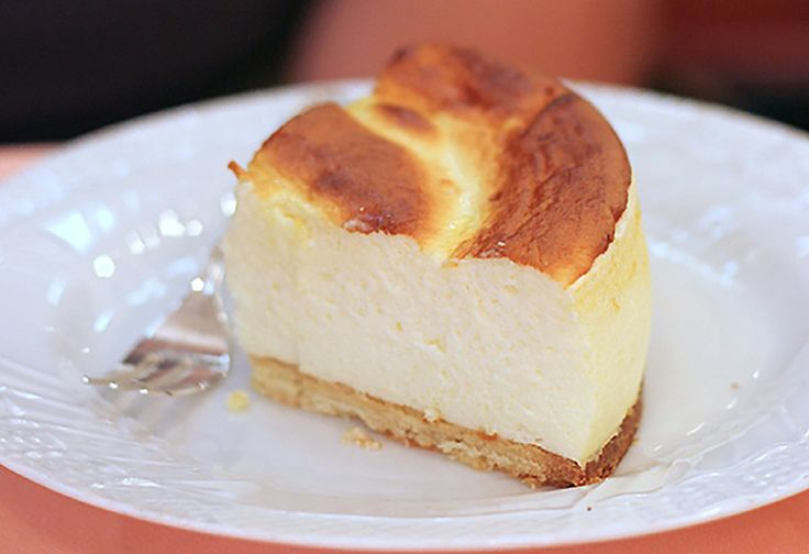 Lemon Ricotta Cheesecake - supposedly lighter and fluffier than regular cheesecake - going to try and convert this to a pressure cooker cheesecake