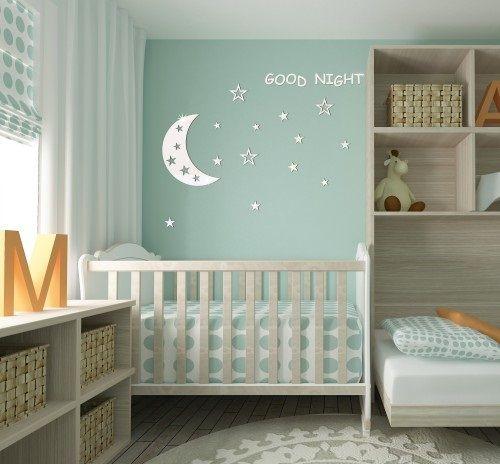 Dekoračné zrkadlá do detskej izby Good night