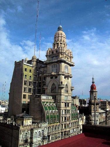Le Palacio Barolo de Buenos Aires