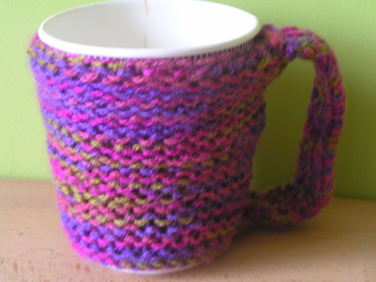 Coffee Cup Sleeve Cozy  Crocheted Coffee Cup Sleeve Cozy Colorful  Coffee Cup Sleeve Cozy Multicolor Take Out Cup Sleeve gift for coworkers by MariyaMukhaembroeder on Etsy
