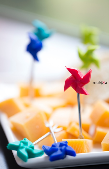 Pinchos veleta MAKALA,  Food picks MULIKKA
