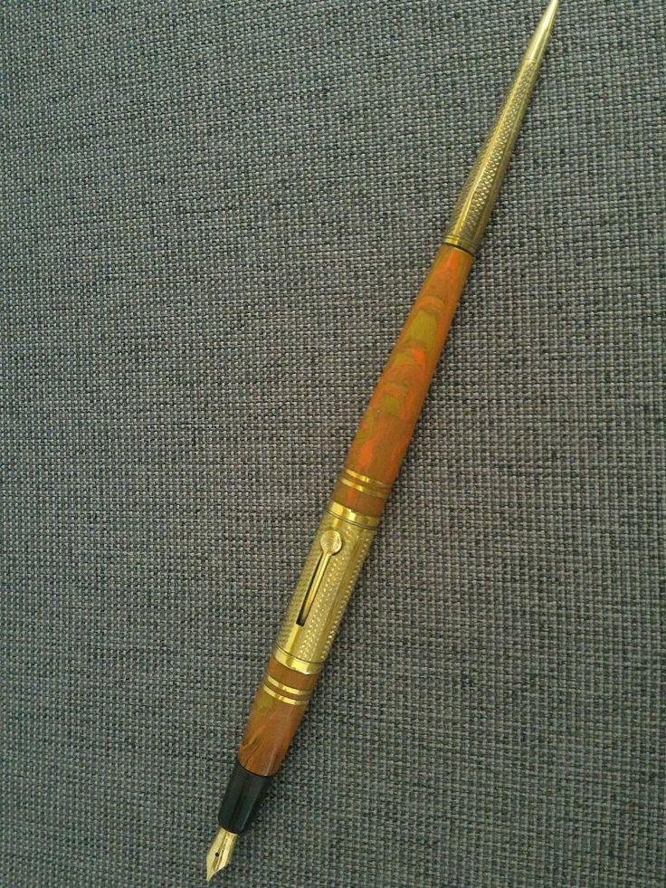 Stylo plume en or • EUR 110,00 - PicClick FR