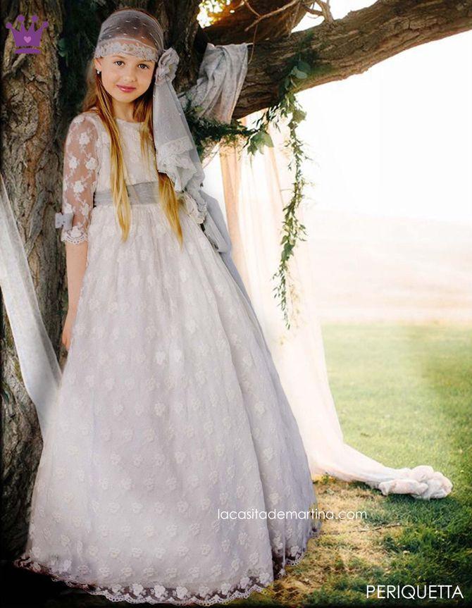 ♥ Noticias y tendencias en VESTIDOS DE COMUNIÓN 2017 ♥ : Blog de Moda Infantil, Moda Bebé y Premamá ♥ La casita de Martina ♥