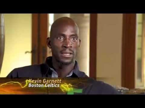 NBA選手のトレーニング | ケビン ガーネット