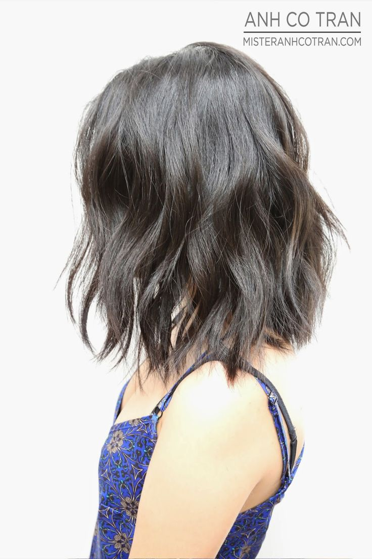 OFF WITH THE HAIR! SOFT A-LINE + UNDERCUT AT RAMIREZ TRAN. Cut/Style: Anh Co Tran. Appointment inquiries please call Ramirez Tran Salon in Beverly Hills: 310.724.8167