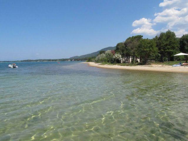Mal di Grecia: Penisola Calcidica (dito di Sithonia) e Salonicco - giugno 2013