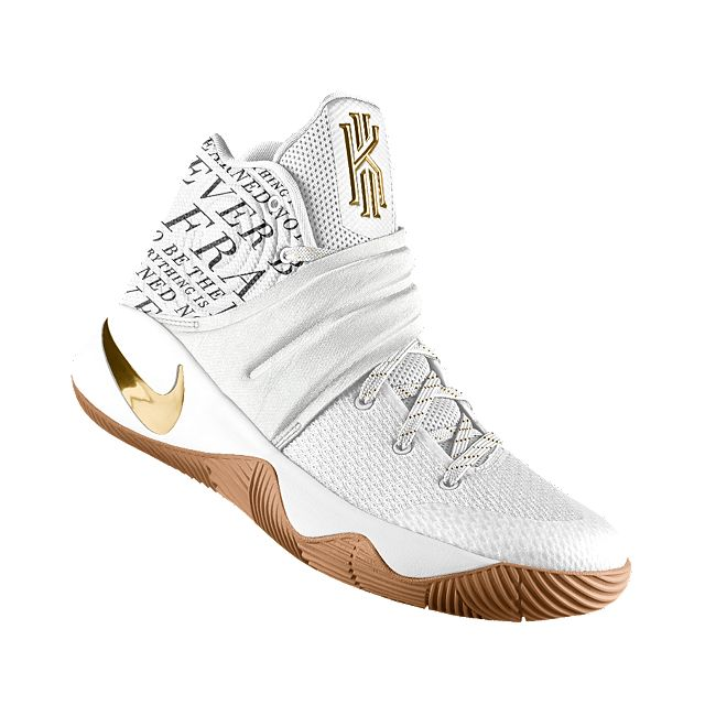 kyrie 2 gold