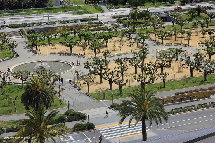 Парк Золотые ворота   Сан-Франциско
