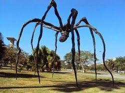 Meu mundo e assim: J'ba Fofi : a aranha gigante do Congo