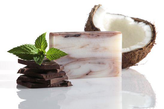 COCO Eisschokoladenseife
