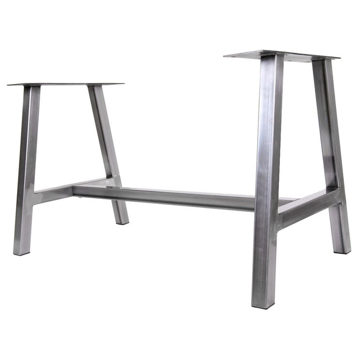 The 25 Best Metal Table Legs Ideas On Pinterest Diy