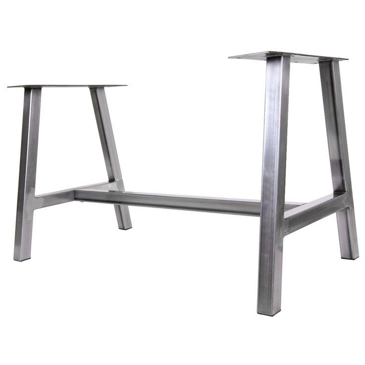 25+ Best Ideas About Metal Table Legs On Pinterest