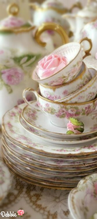 Vintage Limoges china