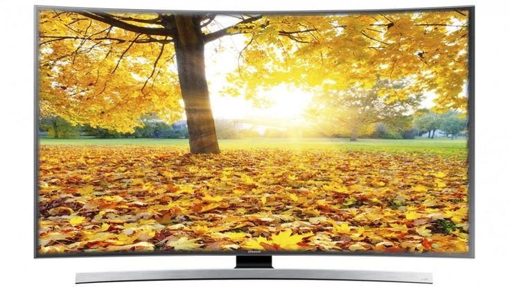 "Samsung 55"" Series 6 4K Ultra HD LED LCD Smart Curved TV - TVs - TVs - TV, Blu-ray & Home Theatre 