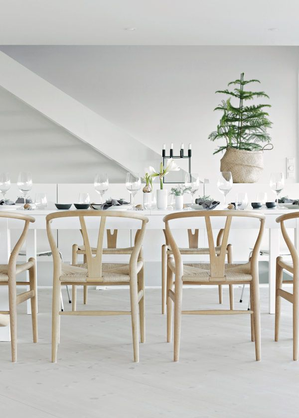 A Norwegian Home With Subtle Christmas Touches