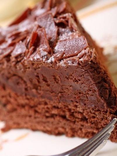 Recette - Douceur de chocolat noir au coeur fondant - Notée 4.4/5 par les…