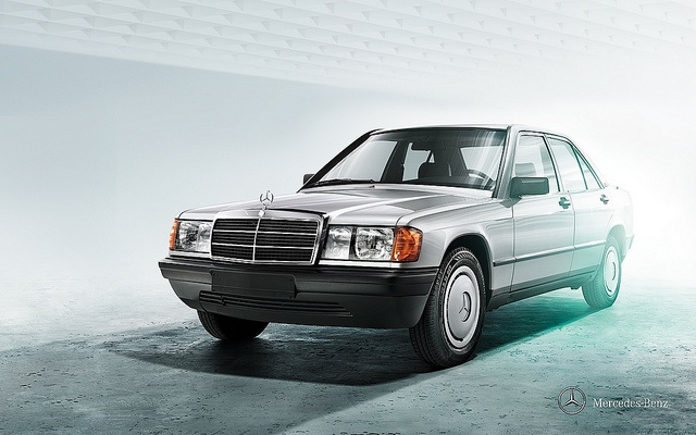 Mercedes-Benz 190. My first and last Benz