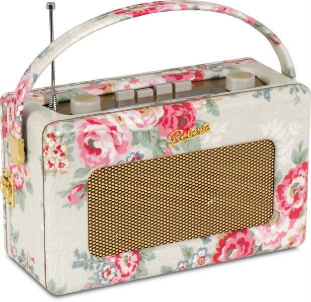 roberts retro radio.