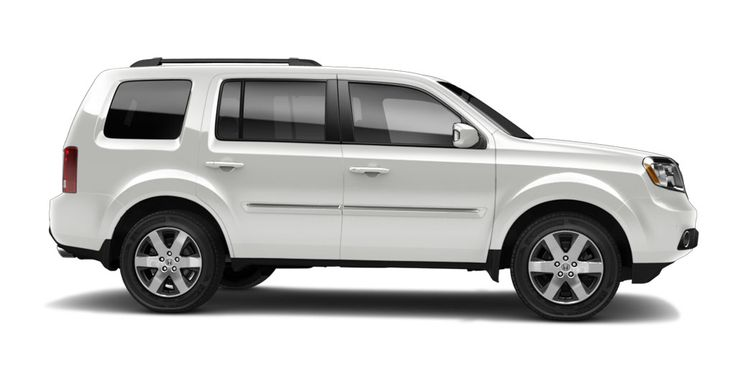 2014 Honda Pilot - Exterior 360 View - Official Honda Site
