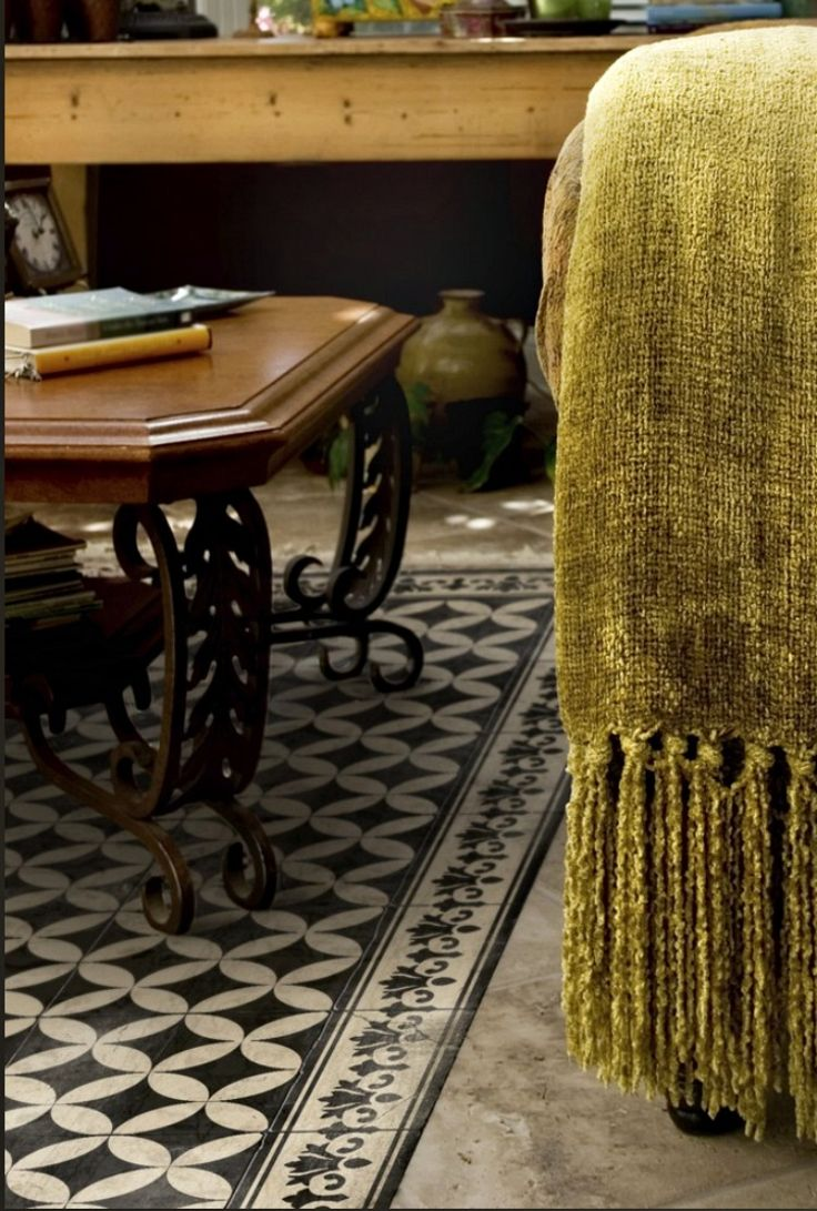 Rubber floor mats for house - Vinyl Tile Floor Mat How To Cover Your Ugly Splashback Tiles Mad About The
