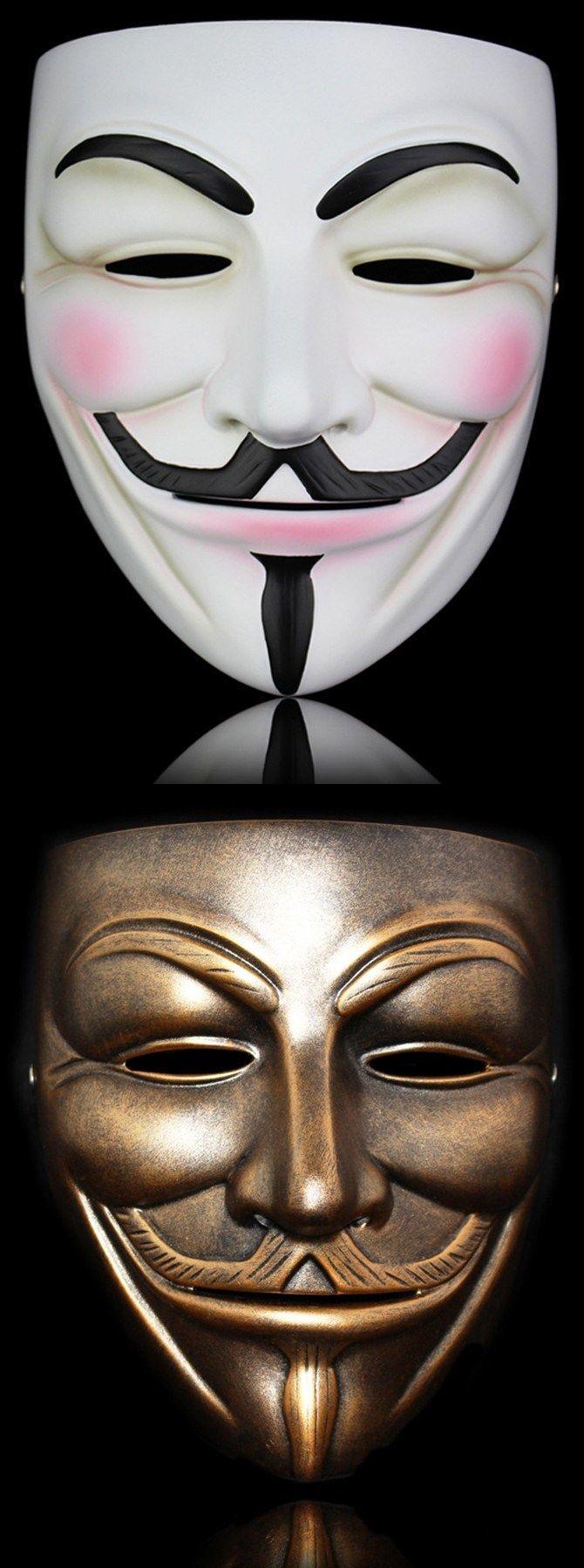 halloween mask, V for Vendetta Mask, funny halloween masks