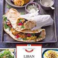 """""""Liban, les meilleures recettes"""" de Maya Barakat-Nuq"""
