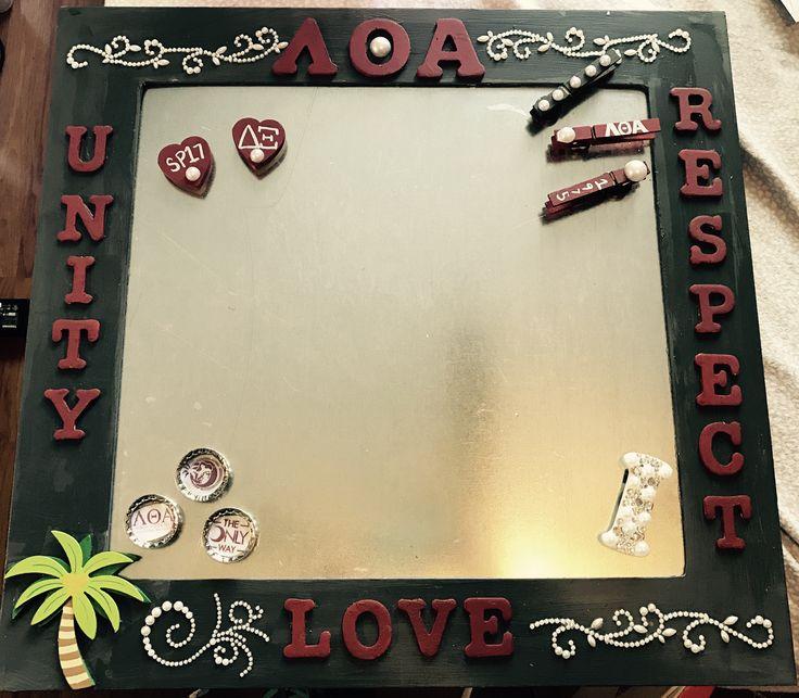 LTA magnet bulletin board. Magnet bottle caps, clothes pins, etc