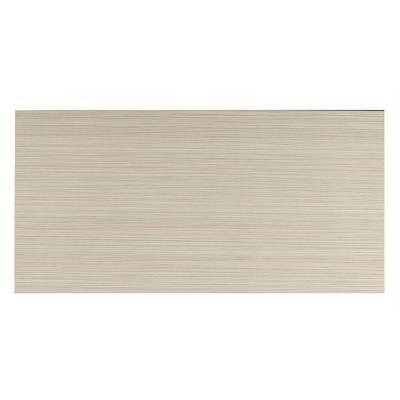Mono serra italia zen gris 12 in x 24 in porcelain floor and wall tile sq ft case for Bathroom floor tile home depot