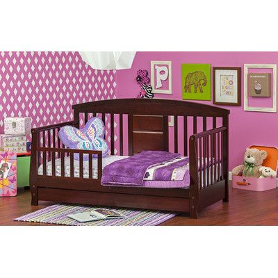 Dream On Me Deluxe Toddler Daybed with Storage & Reviews | Wayfair