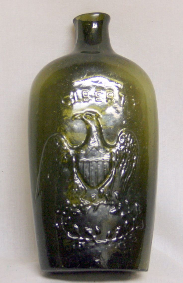 Antique Glass Bottles