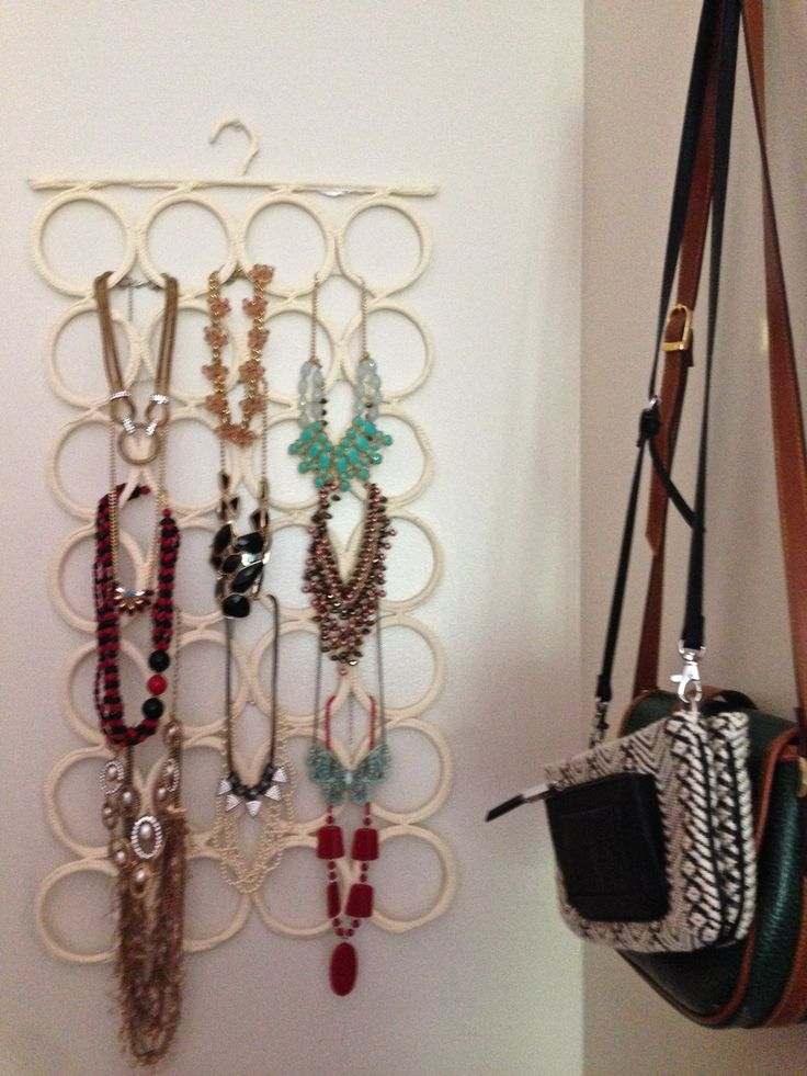 organize accessories for your dorm room.