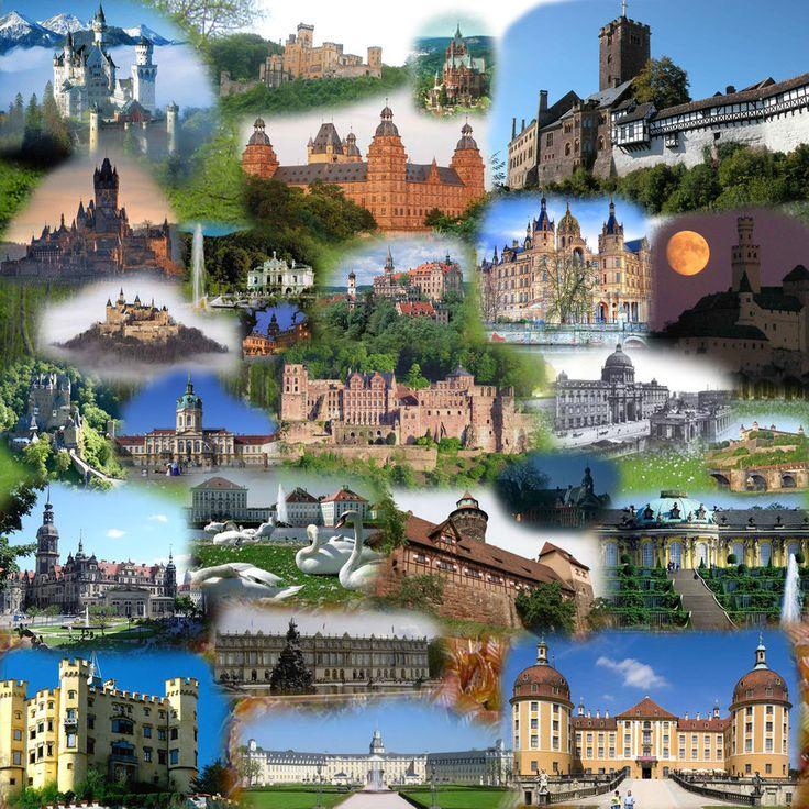 36 Best German Castles Images On Pinterest Beautiful Places Castles And Ancient Architecture