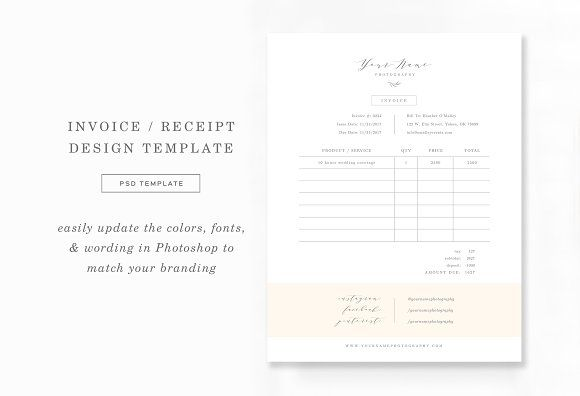 Photography Invoice Template Photography Invoice Template Photography Invoice Invoice Template