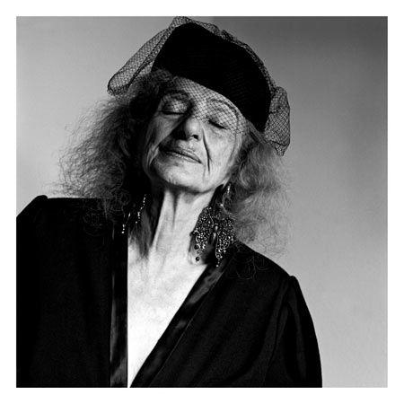 Herlinde Koelbl Photography . Bücher: Starke Frauen