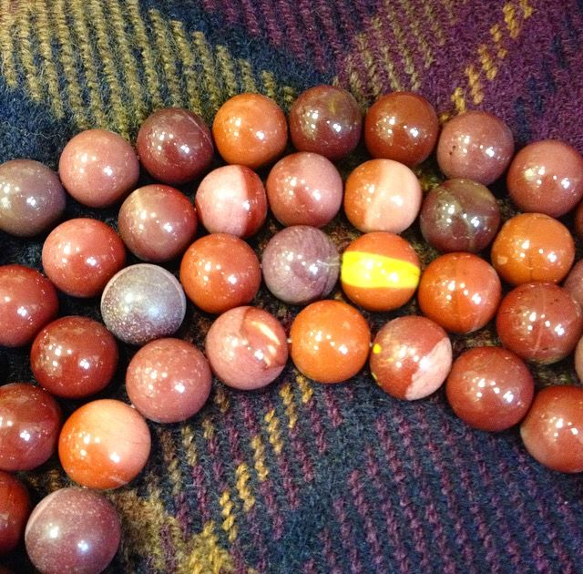 Can you guess which gemstone this is? www.beadhouse.co.uk
