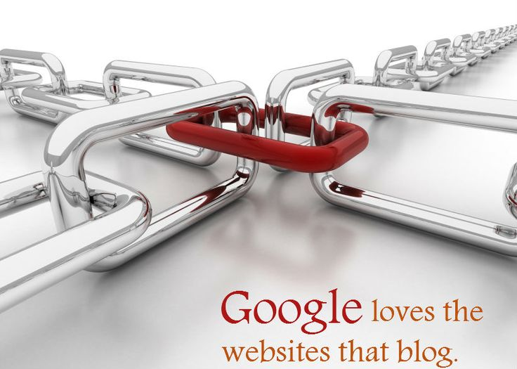 Blogs give website 434% more indexed pages and 97% more indexed links. #LinkBuilding #Blogging #Bloggers