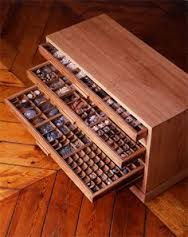 Image result for rock collection display ideas