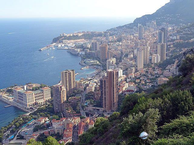 Paulini Ildikó: Monaco, Barcelona, Marseille –                          Monaco