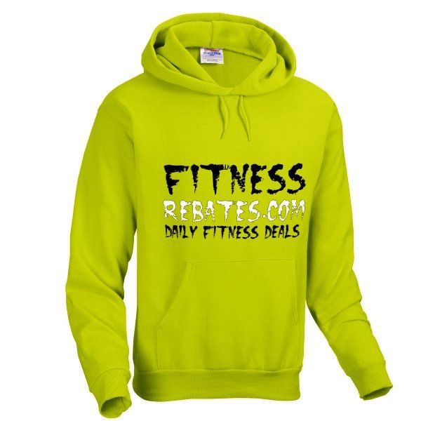 Medium Neon Hoodie Only $7.99 Plus Shipping!  https://twitter.com/FitnessRebates/status/802668714265034752