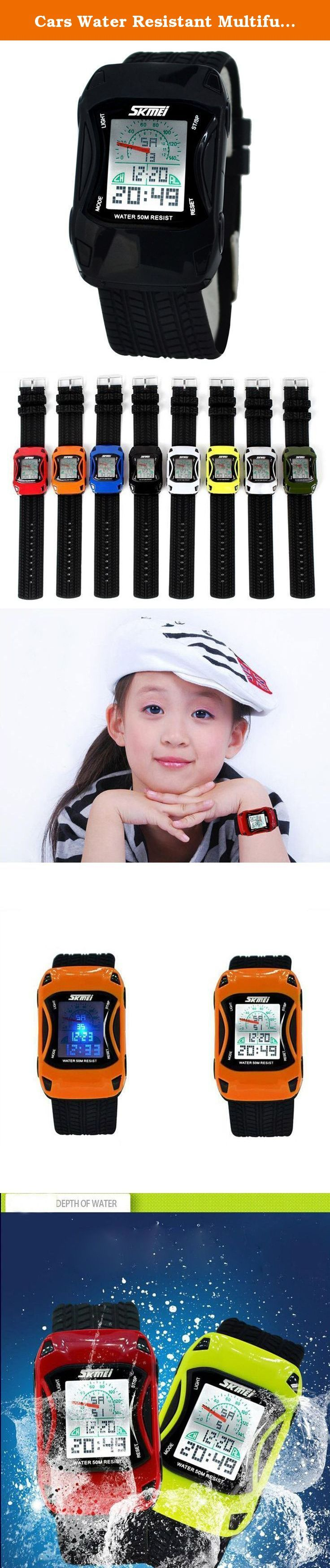 Cars Water Resistant Multifunction Climbing Dive LCD Digital Watches Child's Wristwatch- Black. A variety of styles you can choose in our store ! Package Included: 1 x Watch Please Note: 1. Actual color may vary from picture due to computer settings. 2. Find store front of Sunny world, more surprises are waiting for you! Dear Buyer, Thanks for your continuous support to our store, and we are always striving to improve ourselves in terms of service, quality, sourcing, etc. It would be…