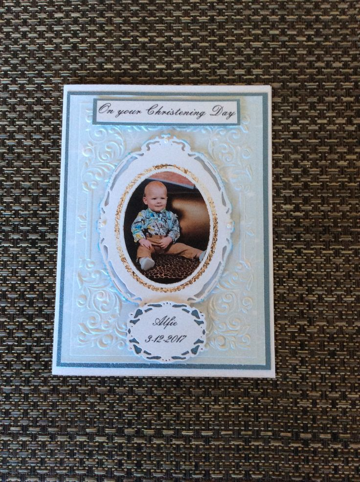 Christens card