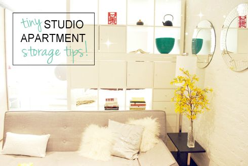200 sq ft Studio Apt Awesomeness | Ada's Interior Design