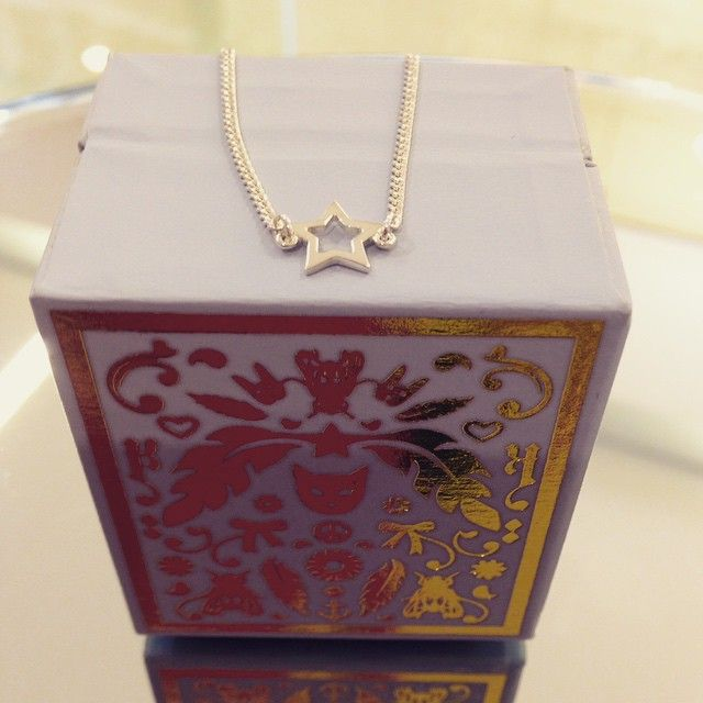 """""""There is a star in everyone... Be my shining star this Valentines Day. Karen Walker sterling silver star pendant #karenwalkerjewellery"""""""