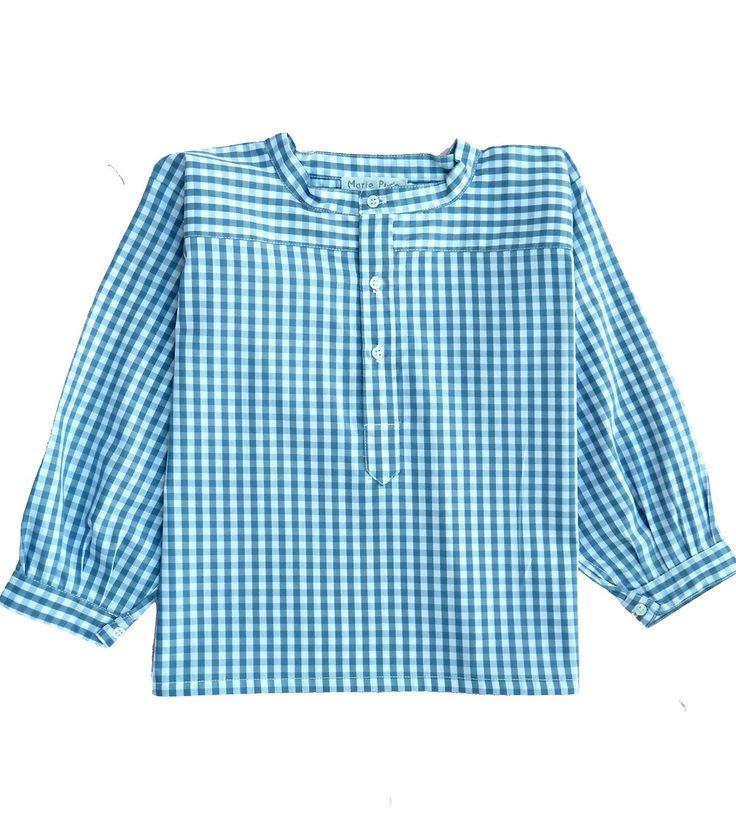 Marie Puce: Gaspard shirt