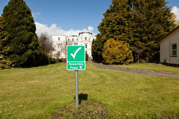 """Assembly Point 5"" Kilcornan House, Clarenbridge, Co Galway. - David Ruffles"