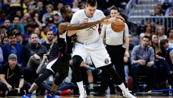 Nikola Jokic et Will Barton s'amusent face aux Clippers -  Trois jours après les Lakers, l'autre franchise de Los Angeles est venue se casser les dents sur les Nuggets sur un score similaire (129-114). Dans une partie marquée par beaucoup… Lire la suite»  http://www.basketusa.com/wp-content/uploads/2017/03/jokic-clippers-570x325.jpg - Par http://www.78682homes.com/nikola-jokic-et-will-barton-samusent-face-aux-clippers homms2013 sur 7868