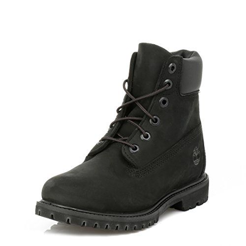 Timberland Damen Schwarz Premium 6 Inch Boots-UK 8 - http://autowerkzeugekaufen.de/timberland/42-eu-timberland-6-inch-premium-waterproof-damen-3