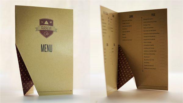 Tasca do Caffé - Brand & Ident on Behance