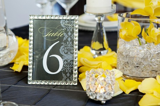 CT-Designs Calligraphy and Wedding Stationery: Wedding Table Number Ideas