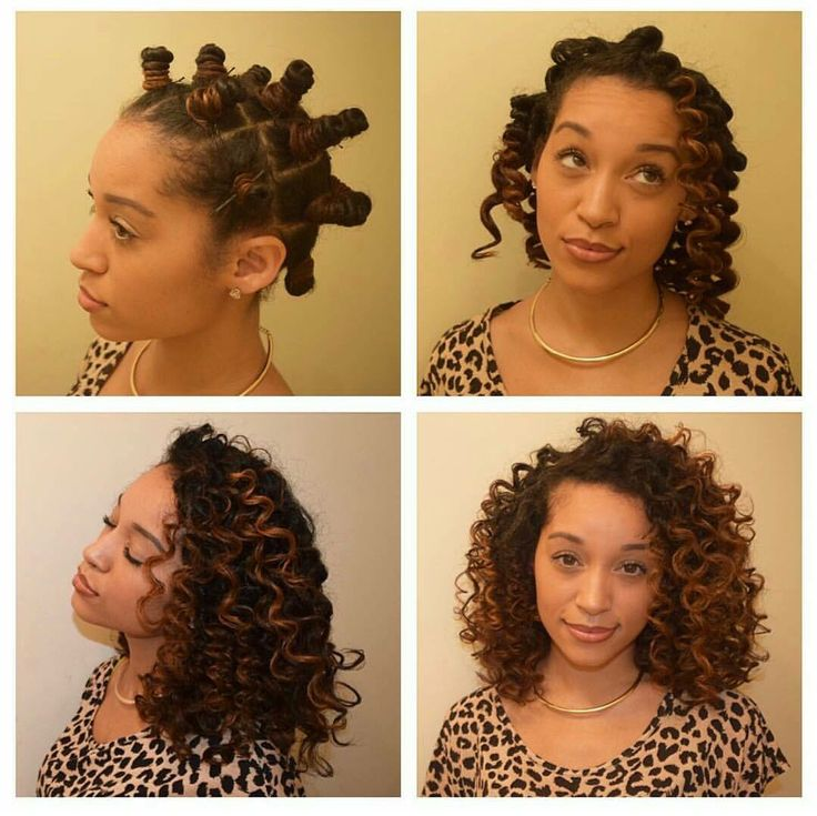 Crochet Hair Bantu Knots : BANTU KNOT OUT More